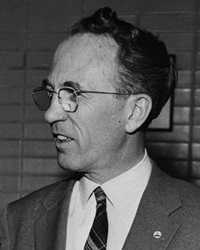 Father of Medicare Tommy Douglas
