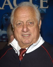 Baseball Manager Tommy Lasorda