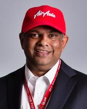 Entrepreneur Tony Fernandes
