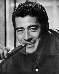 Actor & Writer Toshiro Mifune