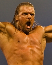 Professional Wrestler Triple H