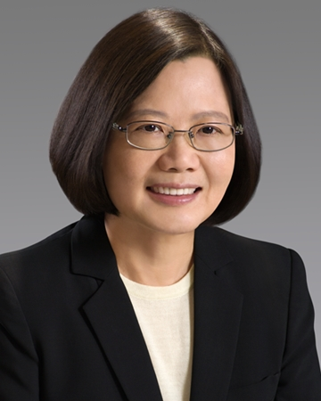 7th President of the Republic of China Tsai Ing-wen