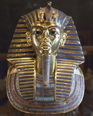 Pharoah of Egypt Tutankhamun