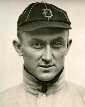MLB Legend Ty Cobb