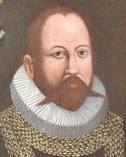 Astronomer Tycho Brahe