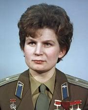 1st Woman in Space Valentina Tereshkova