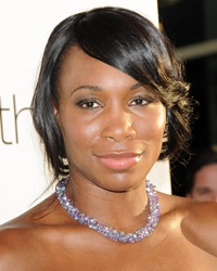 Tennis Player Venus Williams