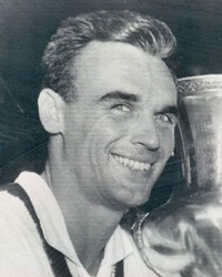 Tennis Player Vic Seixas