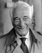 Comedian and Pianist Victor Borge