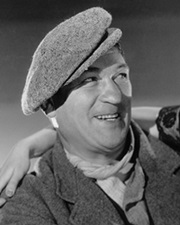Actor Victor McLaglen