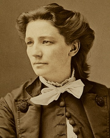 Civil Rights Activist Victoria Woodhull