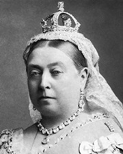 Queen of the United Kingdom Queen Victoria