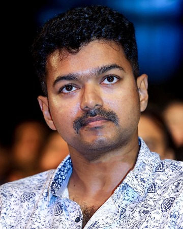 Actor and Singer Vijay