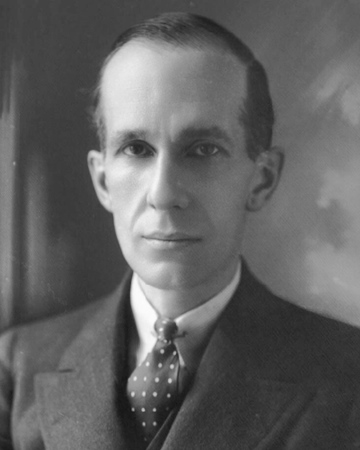 Governor General of Canada Vincent Massey
