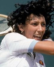 Tennis Player and French Open Champion Virginia Ruzici