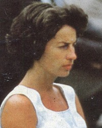 Tennis Player and Three-Time Major Champion Virginia Wade