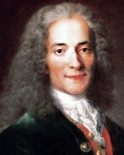 Enlightenment Philosopher Voltaire