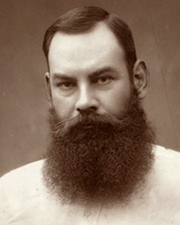 Cricketer W. G. Grace
