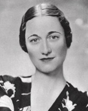 Duchess of Windsor Wallis Simpson