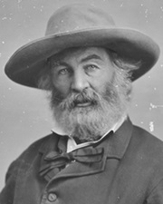 Poet and Nurse Walt Whitman