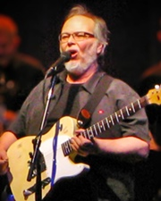 Musician and Record Producer Walter Becker