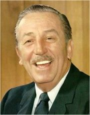 Animator Walter Elias Disney