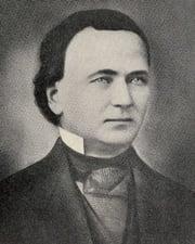 Inventor Walter Hunt