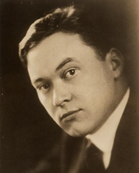 Writer and Political Commentator Walter Lippmann