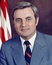 42nd Vice President of the United States Walter Mondale