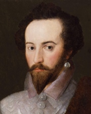Explorer Walter Raleigh