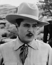 Actor Warner Baxter