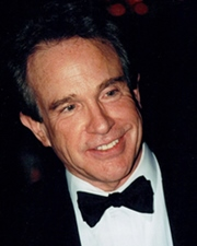 Actor and Filmmaker Warren Beatty
