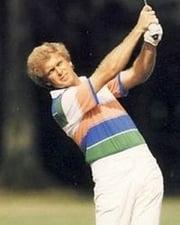 Golfer and PGA Champion Wayne Grady