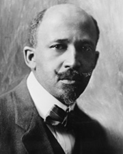 Civil Rights Activist W.E.B. Du Bois