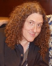 Parody Singer and Comedian Weird Al Yankovic