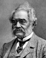 Industrialist and Inventor Werner von Siemens