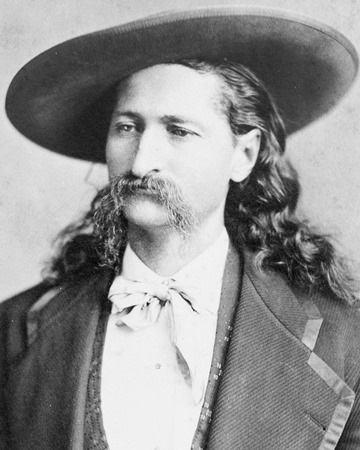 Folk Hero of the American Old West Wild Bill Hickok