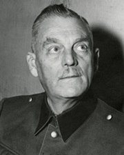 German WWII General Wilhelm Keitel