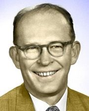 Chemist Willard Libby