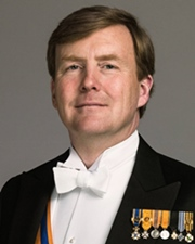 King of the Netherlands Willem-Alexander