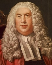 Jurist William Blackstone