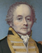 Naval Commander William Bligh