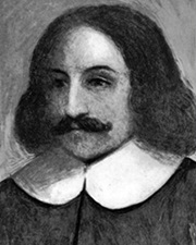 First Governor of Plymouth Colony William Bradford