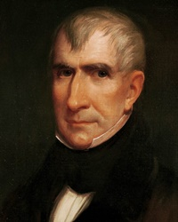 9th US President William Henry Harrison