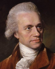 Astronomer William Herschel