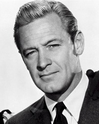 Actor William Holden