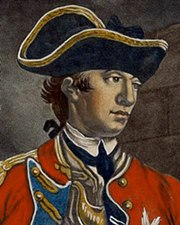 Military Leader William Howe