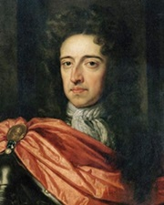 King of England William III