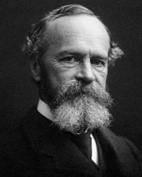 Father of American psychology William James