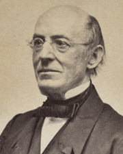 Abolitionist and Social Reformer William Lloyd Garrison